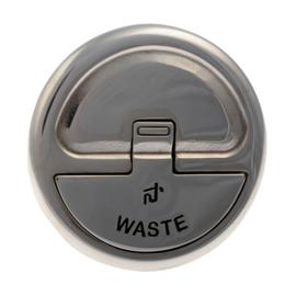 Quick Lock dekvuldop Waste recht