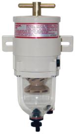 Racor 500FG turbine brandstoffilter waterafscheider