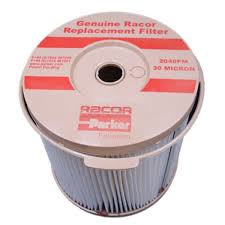 Racor 2040PM-OR vervangings dieselfilter 30 micron