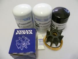 Volvo Penta TAMD60 service set