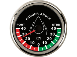 CN Roerstandmeter zwart / chroom