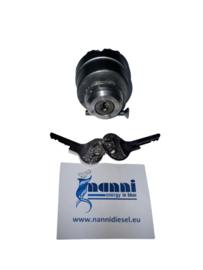 Nanni start schakelaar contactslot incl. 2 sleutels N 970302667