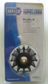 Jabsco 4568-0001-P impeller