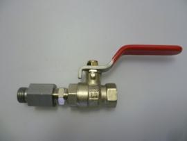 Afsluiter Delphi filter met opvoerpomp
