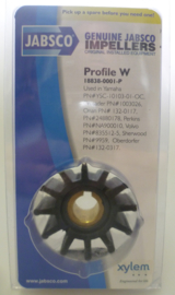Jabsco 18838-0001-P impeller
