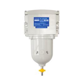Separ SWK2000/18MK waterafscheider groffilter met alarm contacten
