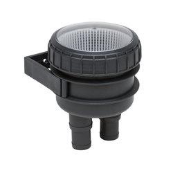 Allpa wierfilter koelwaterfilter wierpot 19-25mm aansluiting