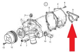 Volvo Penta MD2040, D2-50, D2-55, D2-60, D2-75 waterpomp pakking Volvo Penta 21194527