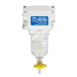 Separ SWK-2000/5 brandstoffilter waterafscheider