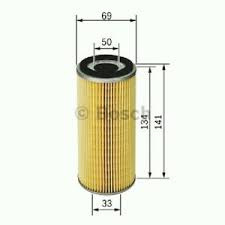 Thornycroft T154 Oliefilter