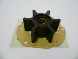 Impeller Technautic 7409 Johnson 09-1026B, Jabsco 920-0001, Jabsco 673-001