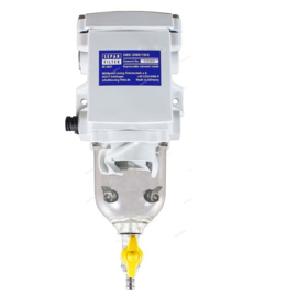 Separ SWK2000/5K waterafscheider groffilter met water sensor