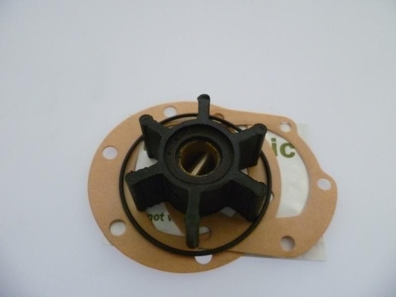 Craftsman CM2.16 en Craftsman CM3.27 impeller