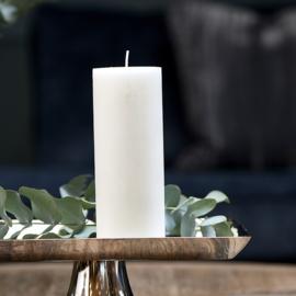 Pillar Candle ECO off-white 7x18
