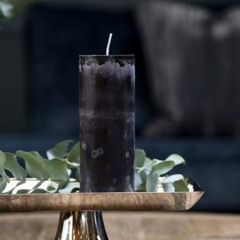 Pillar Candle ECO black 7x18