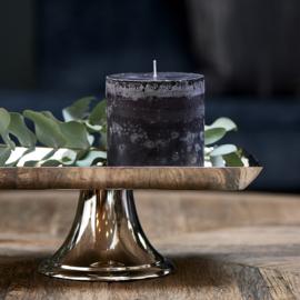 Pillar Candle ECO black 10x10