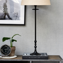 L'Hotel Lamp Base black L