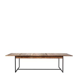 Shelter Island Dining Table Extendable