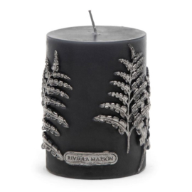 Luxe Fern Candle 7x10