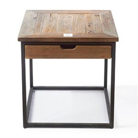 Shelter Island End Table with drawer