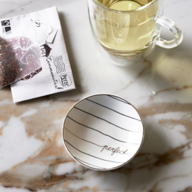 Dots & Stripes Perfect Side Plate