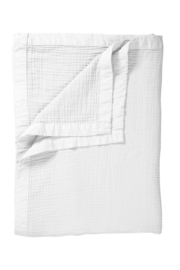 VT Wonen Cuddle Bedspread White 260x260