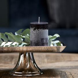 Pillar Candle ECO black 7x10