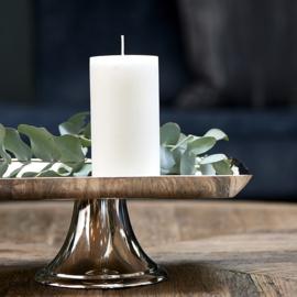 Pillar Candle ECO off-white 7x13