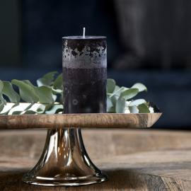 Pillar Candle ECO black 7x13