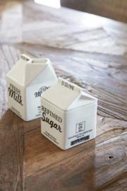 Carton Jar Sugar