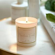 RM Mandarin Forest Scented Candle