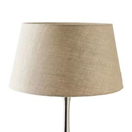 Linen Lampshade natural 35x45