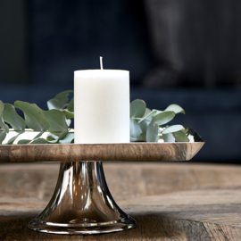 Pillar Candle ECO off-white 7x10