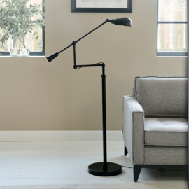 New York Floor Lamp black