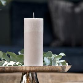 Pillar Candle ECO flax 7x18