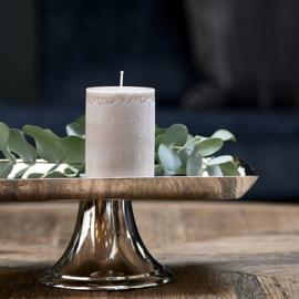Pillar Candle ECO flax 7x10