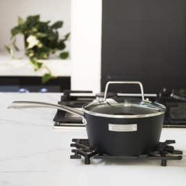 Buon Appetito Sauce Pan With Lid