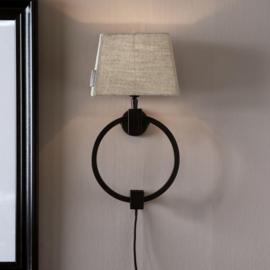 Houston Wall Lamp incl Shade