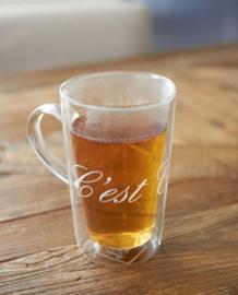 C'est Chaud Mug XL