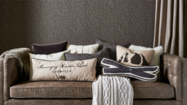 Mountain Resort  Pillow Cover - 65x45