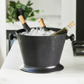 Best Quality Champagne Cooler black
