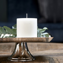 Pillar Candle ECO off-white 10x10