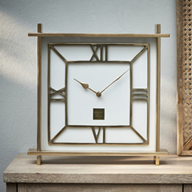 Upper East Side Wall Clock