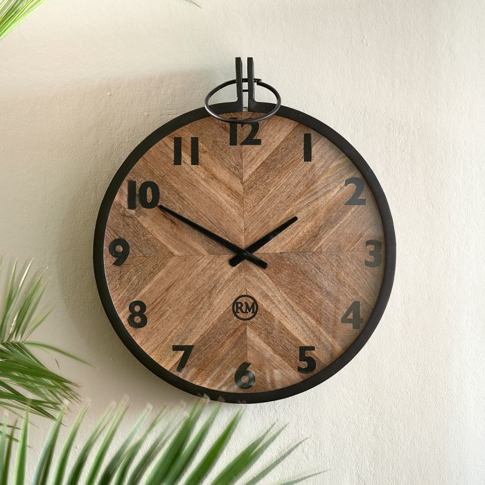 RM Calgary Wall Clock