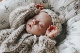ZIPPER BABYNESTJE BOTANICAL