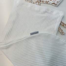 SWADDLE ZAK OFF WHITE KNITTED