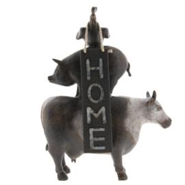 Decoratie dieren Home