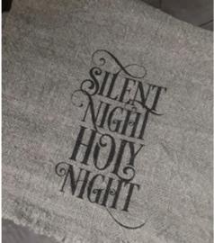Shabby doek Silent Night