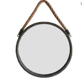 Spiegel rond 35cm
