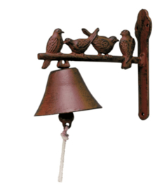 Deurbel vogeltjes